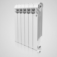 Радиатор биметаллический Royal Thermo Indigo Super 500 x 100 (секция)